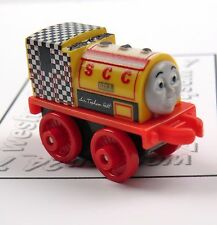 Thomas & Friends Minis Train Engine 2015 Racer Bill Sealed #17 ~ Weighted