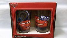 Disney's Cars 16 oz. Pint Glass Box Set of 2 Lightning McQueen
