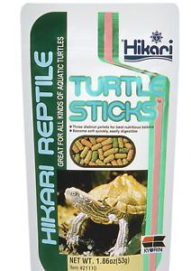 Hikari Reptile Turtle Sticks 120g IDEAL FOR ALL AQUATIC TYPES OF TURTLES