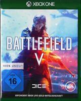 Battlefield V - Battlefield 5 - Xbox ONE - Neu & OVP - Uncut - Deutsche Version