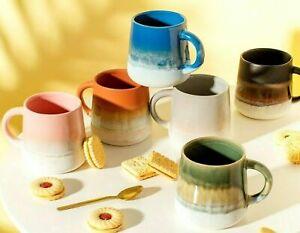 Mojave Glaze Mug Speckled Stoneware Ceramic Coffee Tea Home Gift Bohemian Style