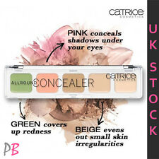 Catrice Allround Concealer Spots Anti Shadows Imperfection Redness Camouflage