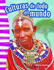 Culturas de Todo el Mundo (Cultures Around the World) (Spanish...  (ExLib)