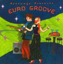 Putumayo Euro Groove World Music Contemporary Electronica Songs Tracks Tunes New
