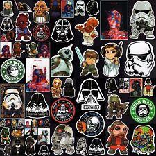 Star Wars Stickers 60+ Designs! Laptop Car Skateboard Waterproof Wall Vinyl