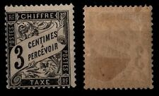 TIMBRE TAXE DUVAL 3c, Neuf * = Cote 90 € / Lot Classique France