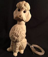 Vintage TV Antenna Poodle Television Dog Figure PRIORITY MAIL