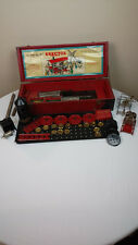 1926 A.C. Gilbert No. 7 Steam Shovel Erector Set.