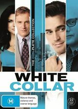 White Collar the complete season series 1, 2, 3, 4, 5 & 6 (Final) DVD Box Set R4