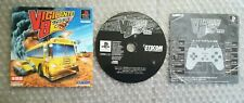 VIGILANTE 8 PlayStation PS1 Japan Promo Demo Trial Disc