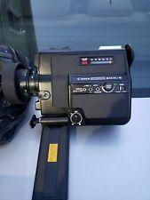 Canon 514 XL-S Canosound Super 8 8mm Film Movie CAMERA  Untested