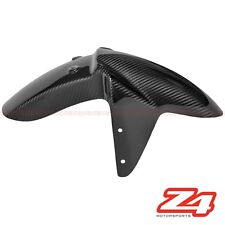 2002-2010 Speed Triple 1050 Front Fender Mud Guard Hugger Fairing Carbon Fiber