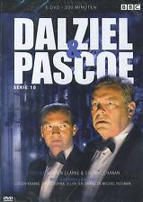 Dalziel & Pascoe : seizoen 10 met o.a. Jeroen Krabbé (5 DVD)
