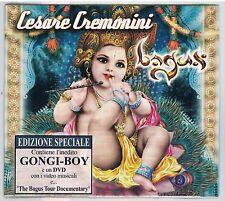 CESARE CREMONINI BAGUS CD + DVD ED. SPEC. F.C. SIGILLATO!!!