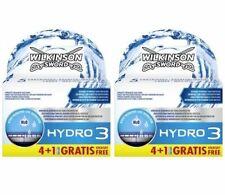 10 Rasierklingen, Ersatzklingen von Wilkinson Sword Hydro 3 NEU und OVP