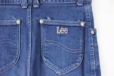 e5b94b79 LEE Vintage OG 1980s HIGH WAISTED Stretch New Wave JEANS 6 / XXS Boho  COACHELLA