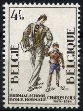 Belgio 1975 SG#2381 Charles Buls SCUOLA Gomma integra, non linguellato #D49262
