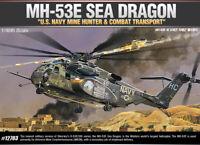 1/48th Scale  MH-53E SEA DRAGON U.S. NAVY MINE HUNTER  #12703 ACADEMY HOBBY