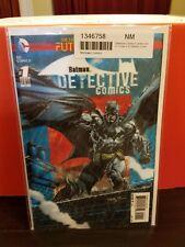Detective Comics: Futures End 1 (DC 2014) - 3D Lenticular Cover - Batman - NM