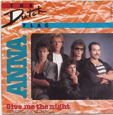 The Dutch Flag-Anna Vinyl single