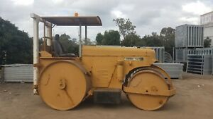 Aveling Barford 3 point roller Hydrostatic Drive. Like McDonald. Road Proof roll