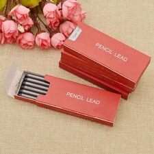 5.6mm Mechanical Lead Auto Clutch Pencil Holder Refill HB 2B 4B 6B 8B 6Pcs/1 Box
