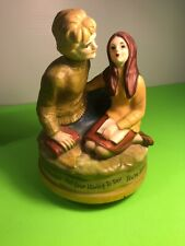 """1971 Chadwick Miller Rotating Music Box Playing The Theme to """"Love Story"""""""