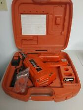 Paslode 404400 Impulse Framing Nailer, Case, Charger and 1 Batterie