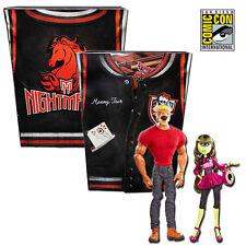 Monster High Manny Taur & Iris Clops 11-Inch Dolls 2014 SDCC Exclusive - Mattel