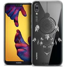 "Coque Crystal Gel Pour Huawei P20 LITE (5.84"") Souple Dreamy Attrape Rêves NB"