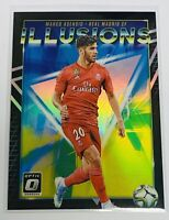 2018-19 DONRUSS SOCCER | ILLUSIONS SILVER | REAL MADRID | MARCO ASENSIO