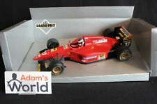 Minichamps Ferrari 412 T1 1994 1:18 #27 Jean Alesi (FRA) (PJBB)