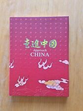 """""""Approach China"""" collectors item book"""