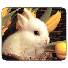 Easter Bunny Mousepad Mouse Pad Mat