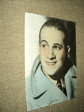 TINO ROSSI CARTE POSTALE FRANCE FORMAT 10*15