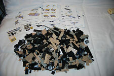 2012 BEST LOCK CONSTRUCTION TOY LOT OF ASSORTED MILITARY HELICOPTER & TANKS