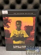 Do The Right Thing: Criterion Collection [dir. Spike Lee] (1989) Drama [DEd]