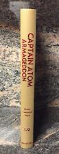 Bound Comics- Captain Atom Armageddon; Issues 1-9; 2005-06; Herring&Robinson