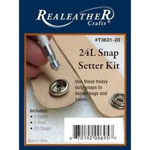 24L Snap Setter Kit Nickel 870192006957