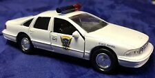 Road Champs Colorado State Patrol 1:43 Toy Police Car Chevrolet Caprice 5""
