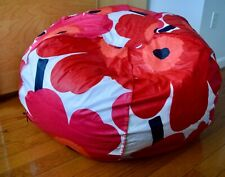MARIMEKKO BEAN BAG/POOF/ FLOOR CUSHION