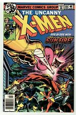 X-MEN #118 FN+ 1st Mariko Yashida! Newsstand 1979 Marvel John Byrne Art! Sunfire