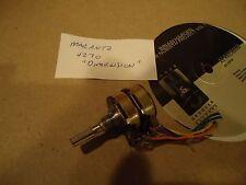 Marantz 4270 Stereo Quad Receiver Parting Out Dimension Potentiometer