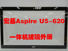 """1PCS For Acer Aspire U5-620 23"""" outer glass for Touch Screen Glass without touch"""