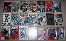 MARVEL DC COMICS & OTHERS COMIC BOOKS & MAGAZINES LOT OF 22