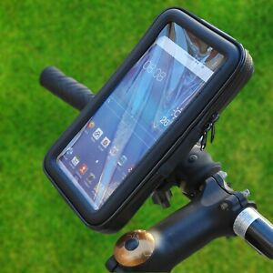 Waterproof Bike Phone Holder Handlebar Mount For Motorcycle Cycling Universal