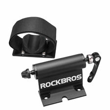 ROCKBROS Bicycle Car Roof Rack Carrier Quick-Release Alloy Fork Lock Rack Black
