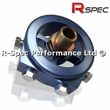 Sandwich Adaptor Plate Oil Temp Pressure Gauge Sensor VW Golf Polo GTI 1.8T V5