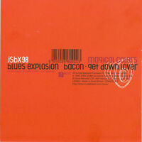 The Jon Spencer Blues Explosion – Magical Colors, CD Maxi