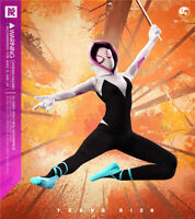 1/6 YR TOYS YR009 Spider Gwen Stacy Figure Collectible Toy Battle Clothes Ver.